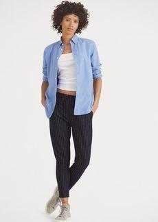 Ralph Lauren Pinstripe Cotton Jogger Pant