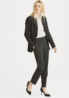 Ralph Lauren Pinstripe Stretch Wool Pant