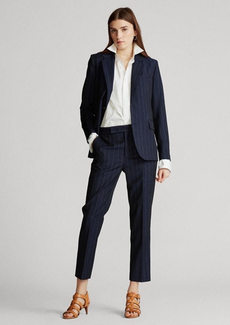 Ralph Lauren Pinstripe Wool Pant