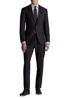 Ralph Lauren Pinstriped Wool Suit