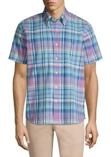 Ralph Lauren Plaid Button-Down Shirt