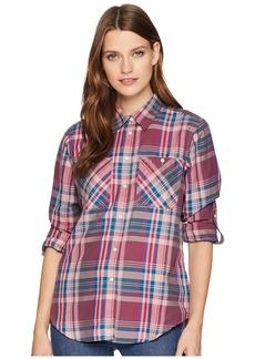 Ralph Lauren Plaid Cotton-Twill Shirt