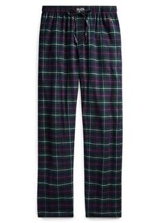 Ralph Lauren Plaid Flannel Pajama Pant