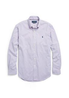 Ralph Lauren Plaid Performance Twill Shirt