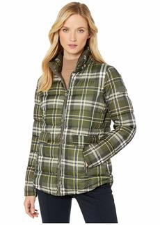Ralph Lauren Plaid Puffer Jacket