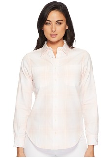 Ralph Lauren Plaid Rolled-Cuff Cotton Shirt