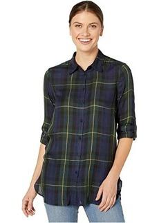 Ralph Lauren Plaid Twill Button-Down Shirt