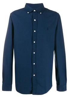 Ralph Lauren plain regular-fit shirt