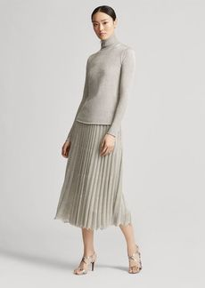 Ralph Lauren Pleated Skirt