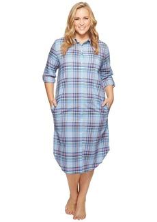 Ralph Lauren Plus Size Ballet Length Sleepshirt