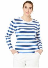 Ralph Lauren Plus Size Cotton-Blend Sweater