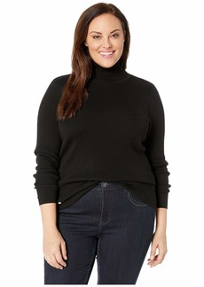 Ralph Lauren Plus Size Turtleneck Sweater