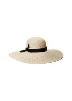 Ralph Lauren Pointelle Sun Hat with Bow