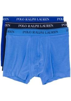Ralph Lauren Polo 3-pack logo boxer briefs