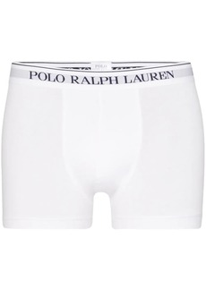 Ralph Lauren Polo 3 pack logo print trunks
