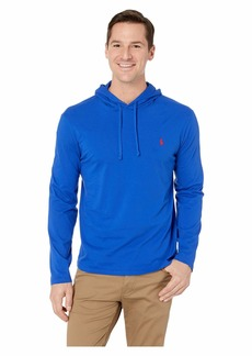 Ralph Lauren Polo 30/1 Jersey Long Sleeve Hooded T-Shirt