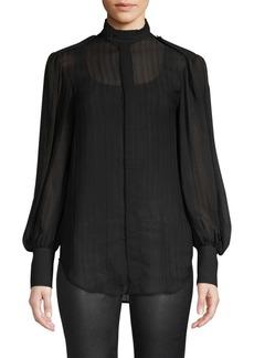 Ralph Lauren: Polo Abigail Long Sleeve Shirt
