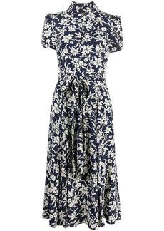 Ralph Lauren: Polo all-over floral print dress