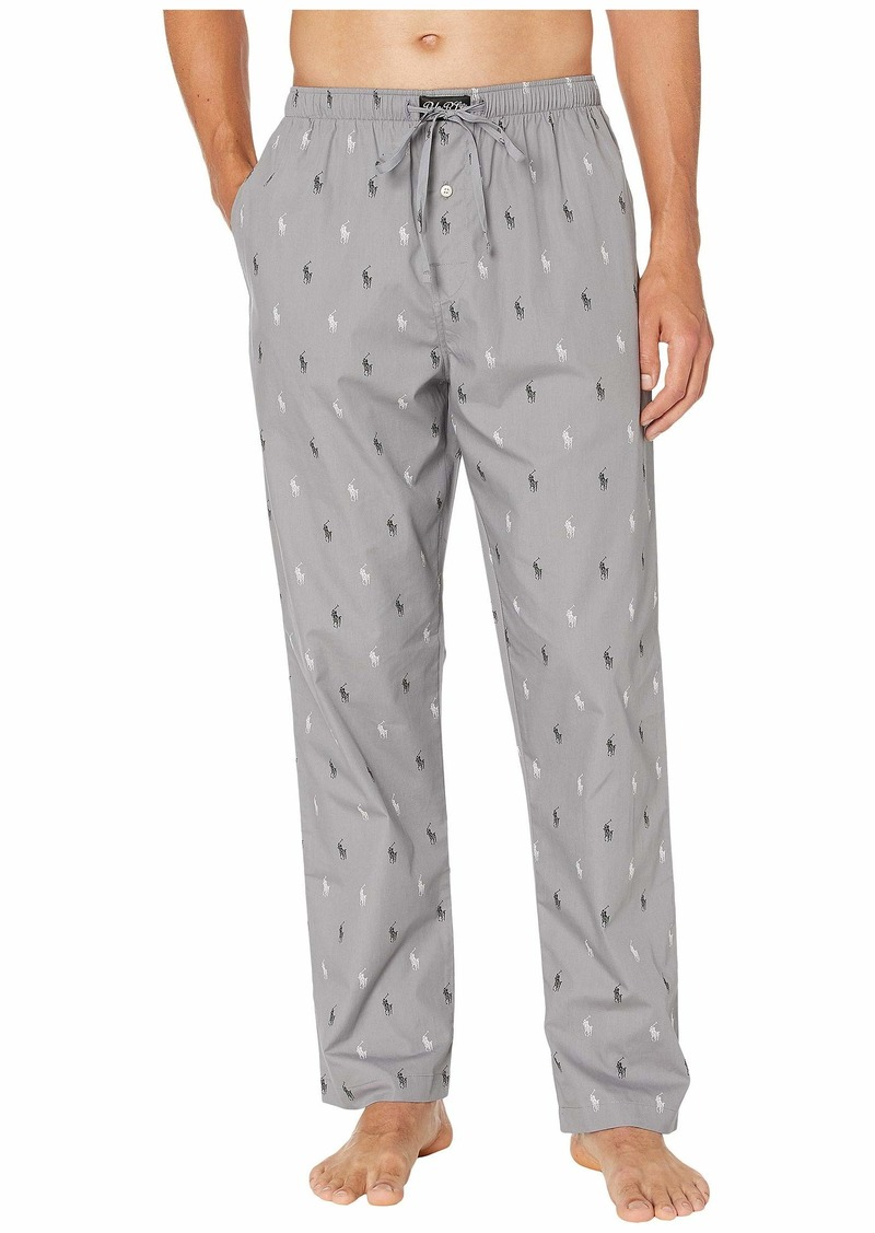 Ralph Lauren Polo All Over Pony Sleep Pants
