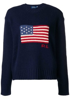 Ralph Lauren: Polo American flag jumper