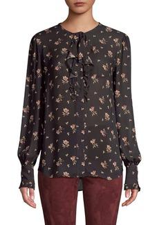 Ralph Lauren: Polo Autumn Floral Blouse