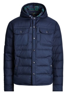 Ralph Lauren Polo Aviator Down Puffer Jacket
