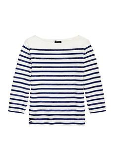 Ralph Lauren: Polo Beaded Boatneck Shirt