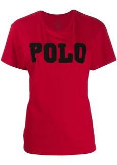 Ralph Lauren: Polo beaded logo T-shirt