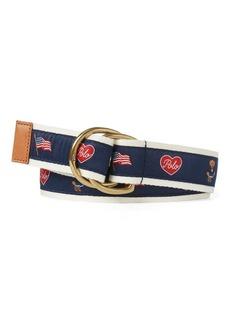 Ralph Lauren Polo Bear Belt