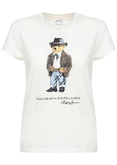 Ralph Lauren: Polo Bear Cotton Jersey T-shirt