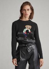 Ralph Lauren Polo Bear Crewneck Sweater