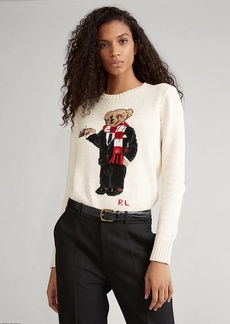 Ralph Lauren Polo Bear Crewneck Sweater