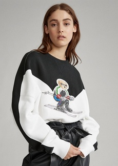 Ralph Lauren Polo Bear Fleece Crewneck