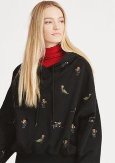 Ralph Lauren Polo Bear Fleece Hoodie