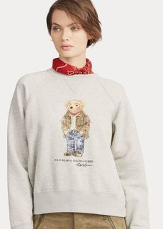 Ralph Lauren Polo Bear Fleece Pullover