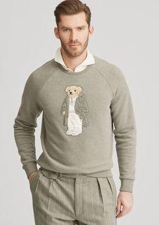 Ralph Lauren Polo Bear Fleece Sweatshirt