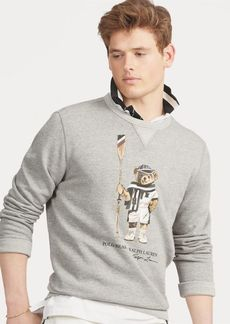 Ralph Lauren Polo Bear Fleece Sweatshirt
