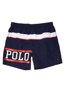 Ralph Lauren Polo Big & Tall Traveler Swim Shorts