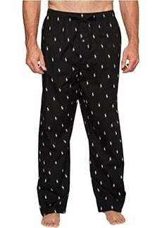 Ralph Lauren Polo Big All Over Pony Player Woven Pants