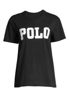 Ralph Lauren: Polo Big Logo Graphic Tee