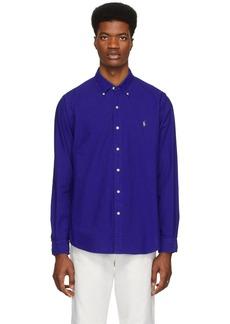 Ralph Lauren Polo Blue Classic Fit Shirt