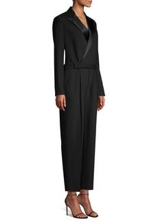 Ralph Lauren: Polo Bryn Tapered Tuxedo Jumpsuit