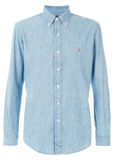 Ralph Lauren button-down chambray shirt