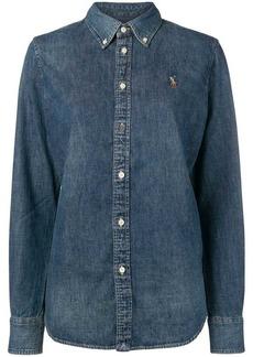 Ralph Lauren: Polo button-down denim shirt