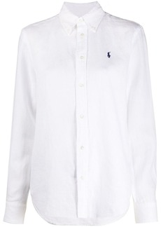 Ralph Lauren: Polo button-down logo shirt