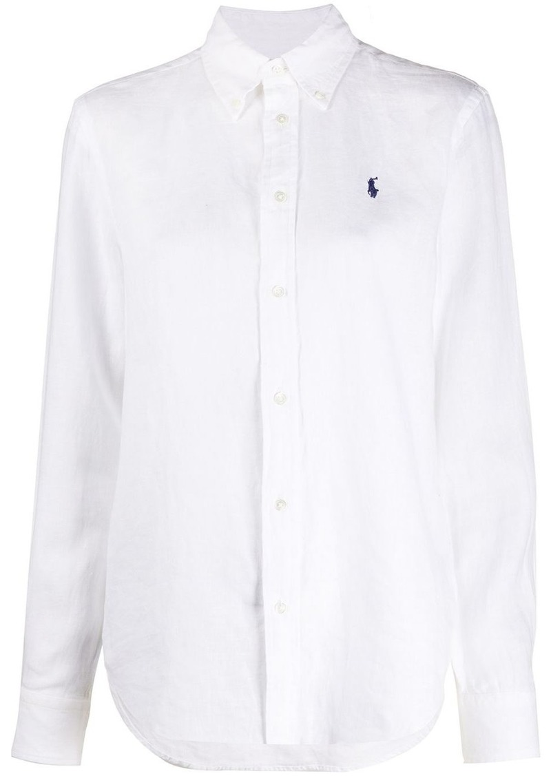Ralph Lauren: Polo button-down logo shirt