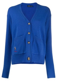 Ralph Lauren: Polo button-down v-neck cardigan
