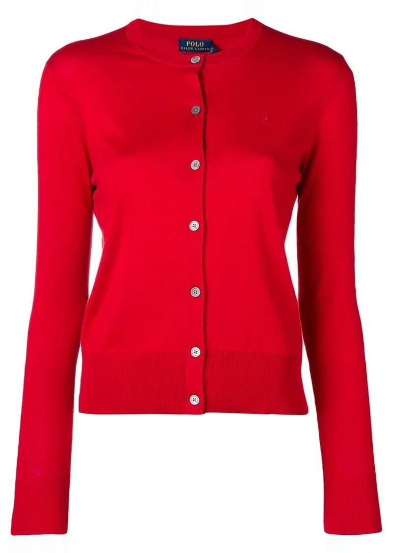 62e79398e Ralph Lauren  Polo buttoned up cardigan