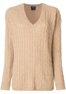 Ralph Lauren: Polo cable-knit jumper