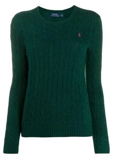 Ralph Lauren: Polo cable knit jumper